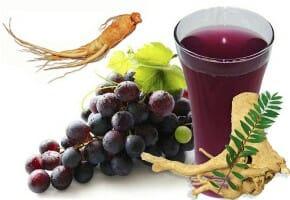Jus Anggur Merah